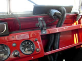 1964 Land Rover 109 Truck dashboard