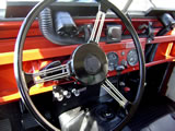 1964 Land Rover 109 Truck steering wheel